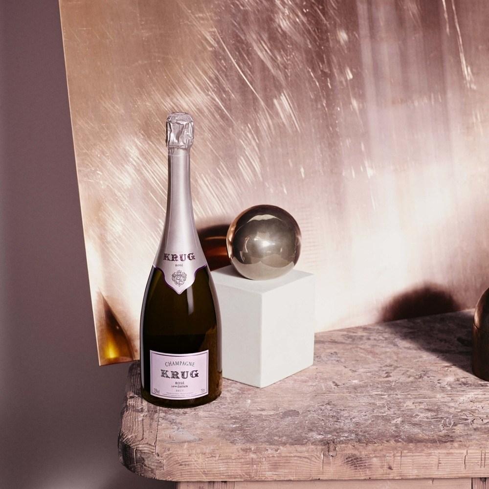 Grande Cuvée 168ème Édition y Rosé 24ème Éditon, los estrenos de la maison de champagne Krug.