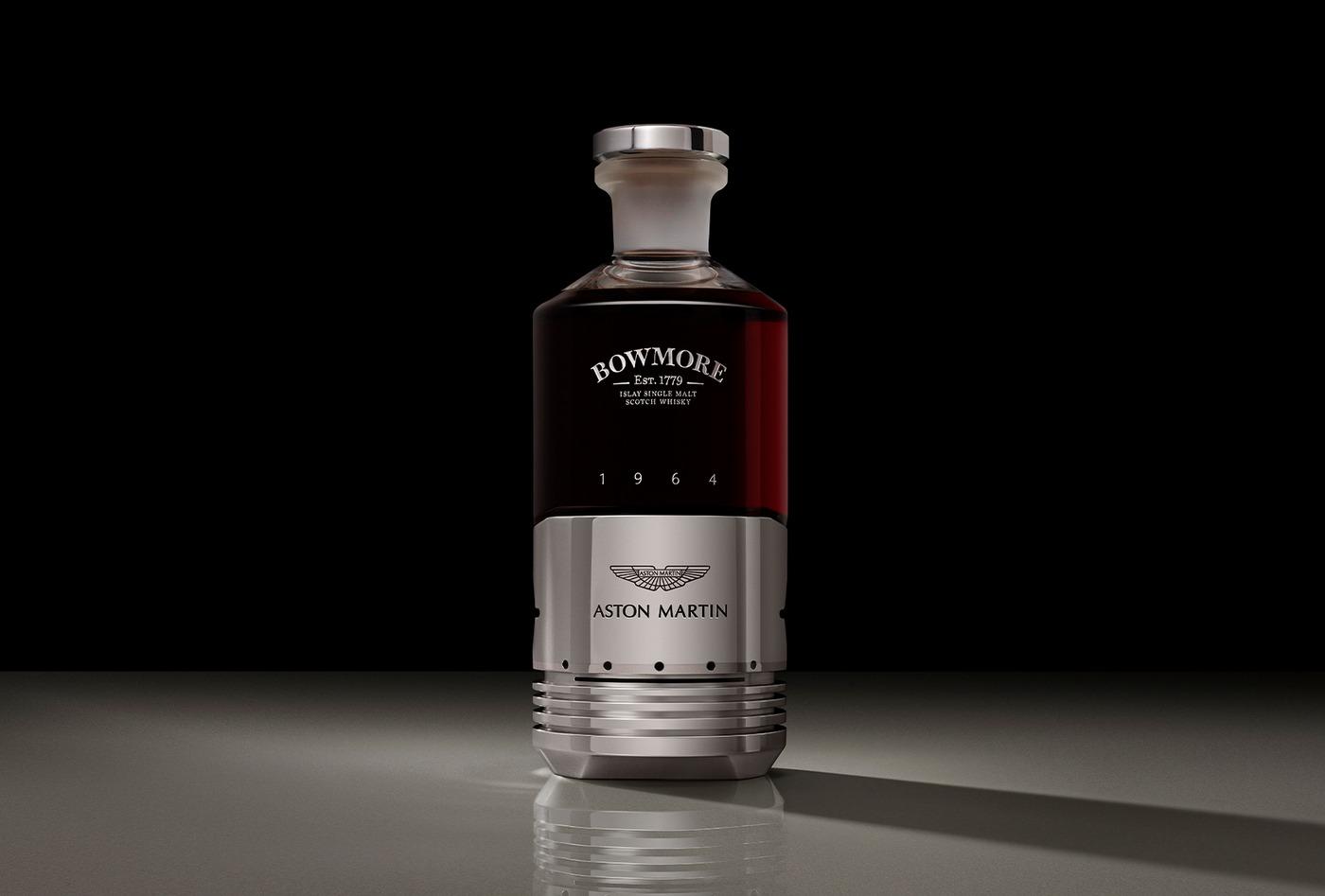 Bowmore y Aston Martin: dos iconos y un destino (o un whisky).