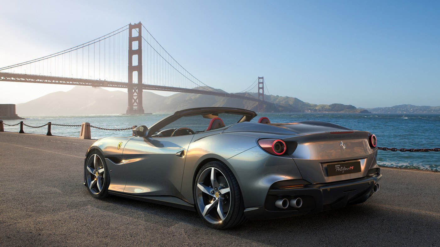 Ferrari Portofino M, el coche que quieres.