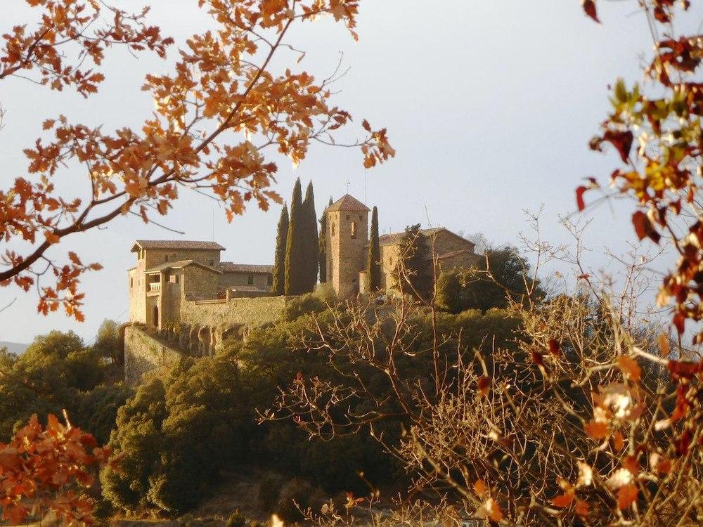 3 casas y castillos para celebrar un Halloween de miedo.