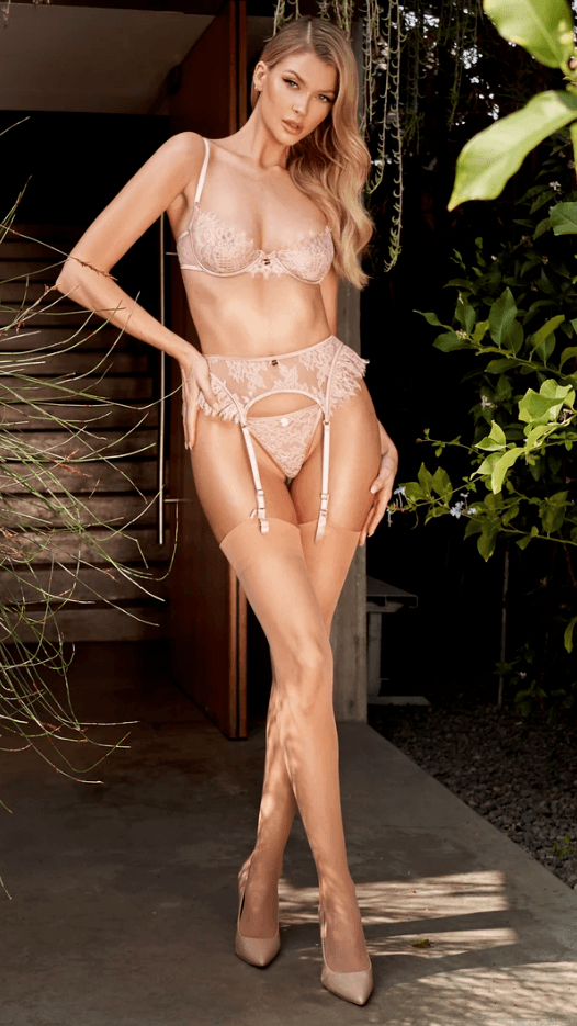 imagen 3 de Pink Cherry Collection de Eats Lingerie: Sunshine State of Mind.