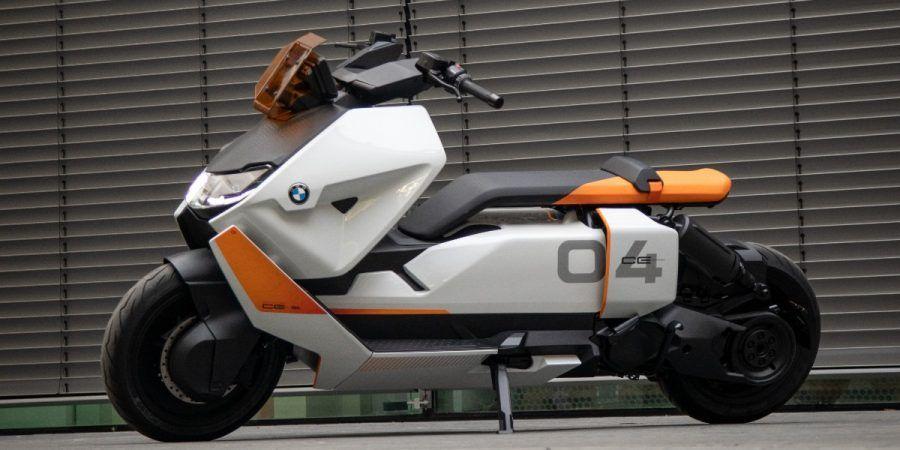 BMW Motorrad Definition CE 04, la scooter que esperabas. - LOFF.IT