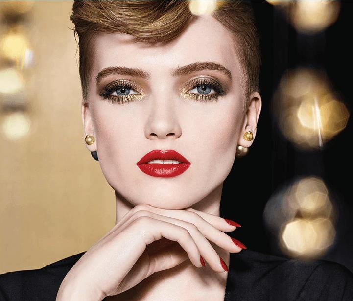 Golden Nights, la colección de maquillaje y Navidad de Dior.