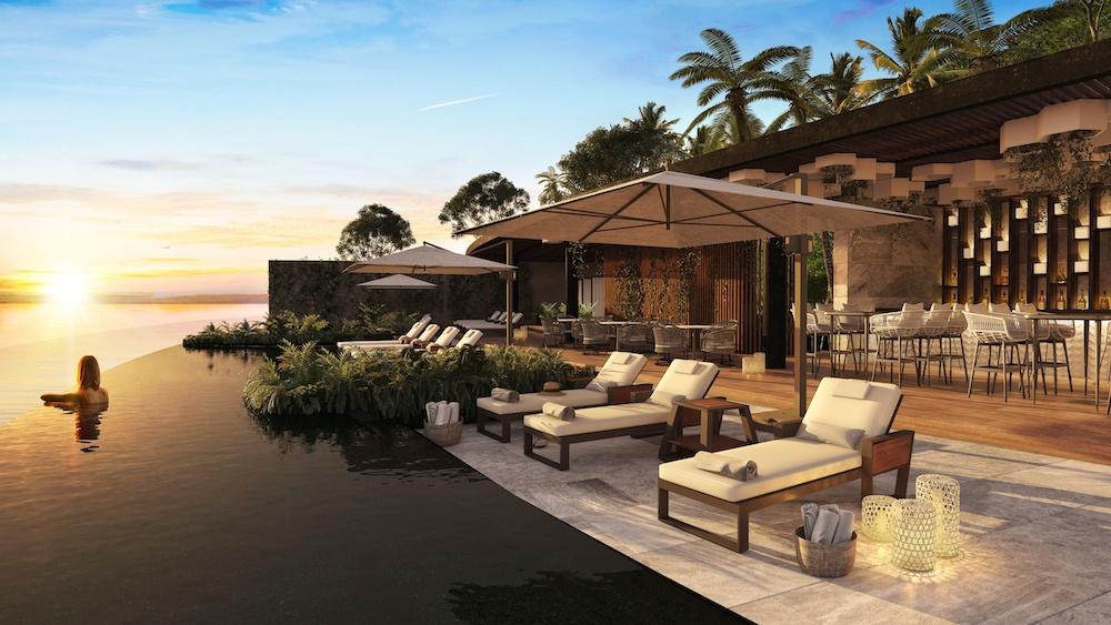 El lujo ilimitado de los nuevos hoteles AMResorts del Pacífico mexicano.