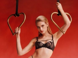 Imagen de Heartbeat: No ordinary love, nor ordinary lingerie. San Valentín y Agent Provocateur.