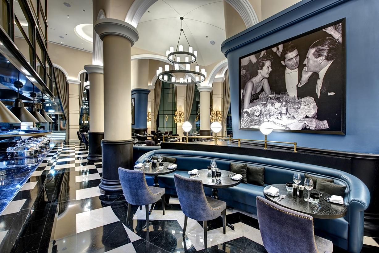 El hotel Royal Hideaway Dukes The Palm de Dubái es uno de los mejores hoteles de lujo del mundo.