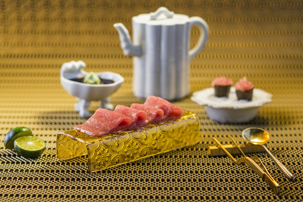 Así es la propuesta gastronómica del Mandarin Oriental Ritz Madrid bajo la dirección de Quique Dacosta.
