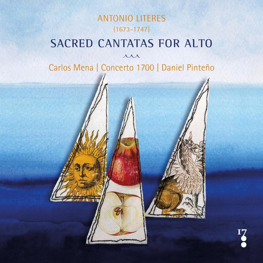 Daniel Pinteño y Carlos Mena recuperan la música sacra de Antonio Literes.