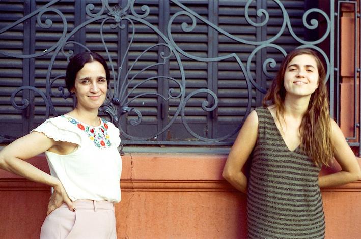 Dom La Nena comparte la canción que ha grabado en colaboración con Julieta Venegas.