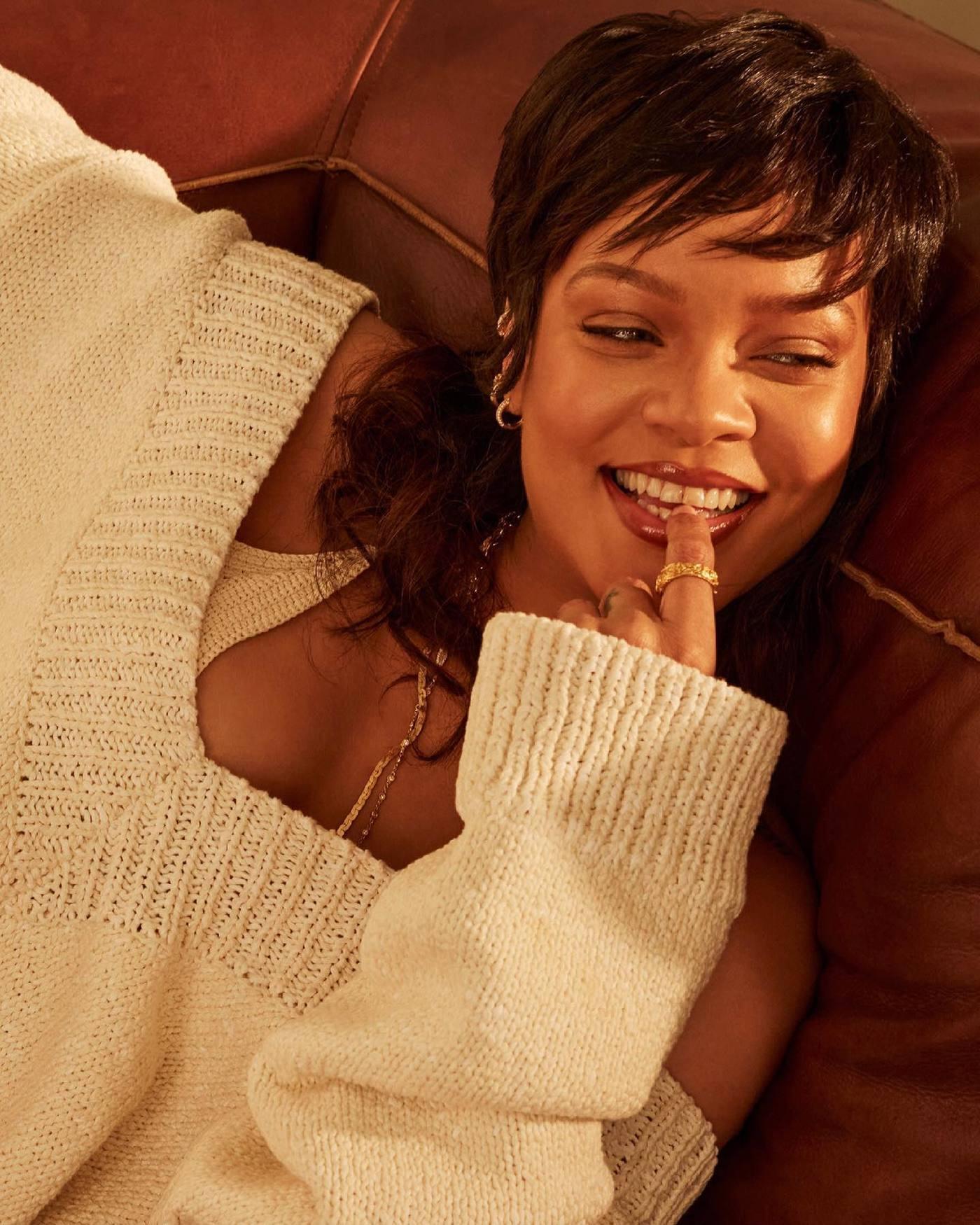 Eaze Drop Blurring Skin Tint: el secreto mejor guardado por la piel de Rihanna. El fashion film.
