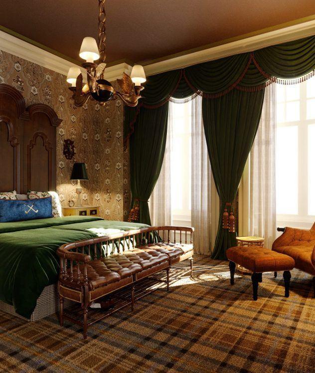 Marine & Lawn Hotel & Resorts son los hoteles con los que sueñan los amantes del golf.