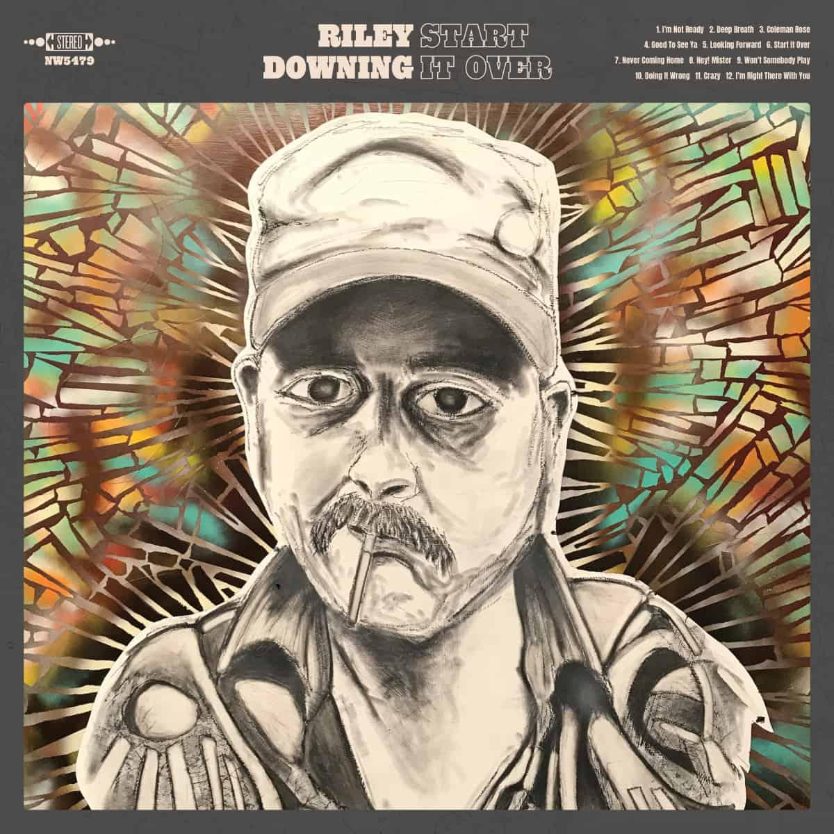 Riley Downing publicará en mayo con New West su primer álbum en solitario.